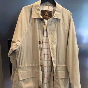 Loro Piana Men's Khaki jacket size Med
